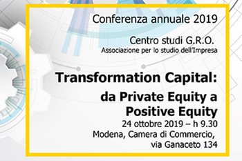 Transformation Capital: da Private Equity a Positive Equity