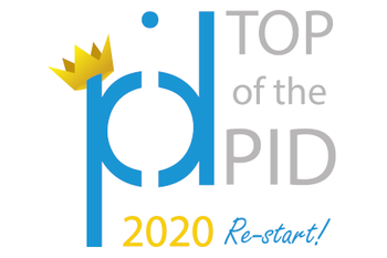 Al via il premio TOP of the PID 2020 - Re-Start