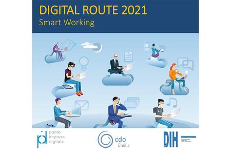 Digital Route 2021 - Tornano gli appuntamenti in presenza