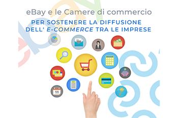 E-commerce: accordo con eBay