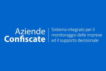 Aziende confiscate: il portale open data