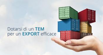 Presentazione Bando MISE per il Temporary Export Manager