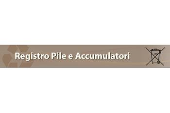 Registro Nazionale dei Produttori di pile e accumulatori: Comunicazione annuale 2021