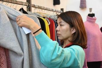 Etichettatura del prodotto moda
